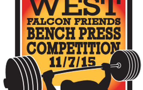 Falcon Friends sponsors weight-lifting contest