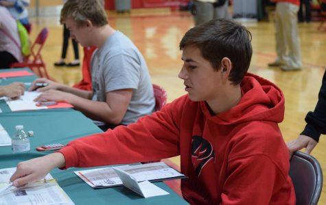 DuTrac financial literacy fair teaches students how to budget