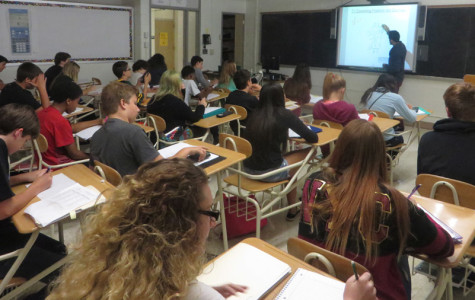 Students survive first day jitters