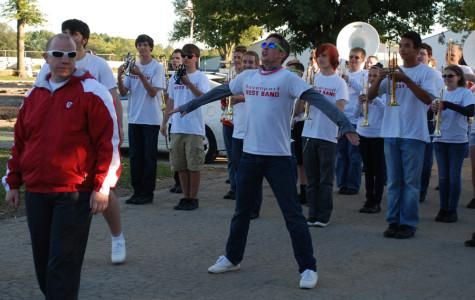 Parade highlights Homecoming Week activities