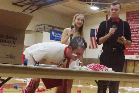 Mr. Falcon pageant goes down to tiebreaker
