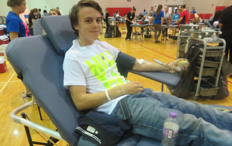 Blood drive aims to save 450 lives