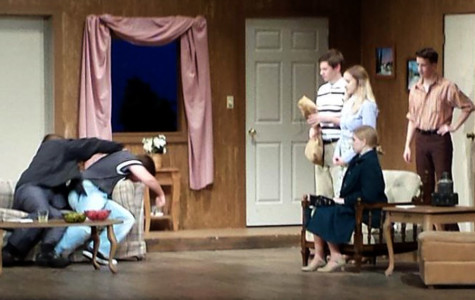 Drama Club presents 'The Nerd'