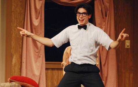 Review: 'The Nerd' actors delight audiences