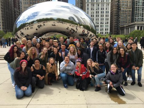 Spanish Club Chicago trip 2017