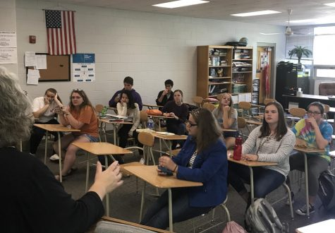 Asian Club holds its first meeting of the school year