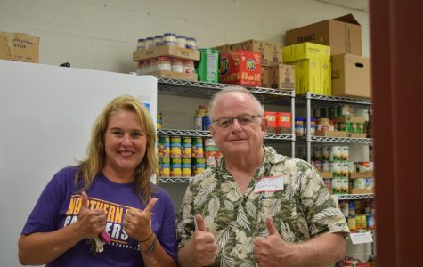 The nest food pantry