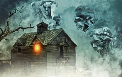 Local haunted house review