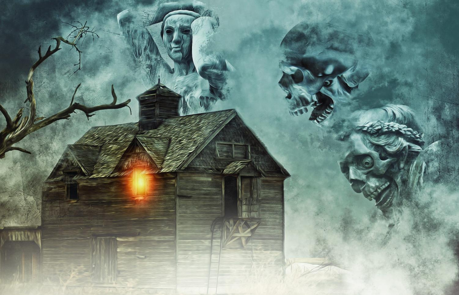 A favorite past time during the Halloween season is to visit the many haunted houses that the Quad Cities has to offer.