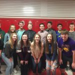 Fourteen West band members auditioned for All- State.