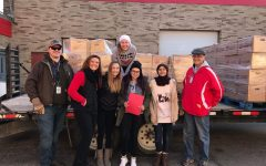 Student Hunger Drive finishes strong