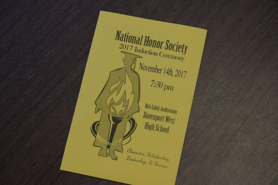 72 inducted into National Honor Society