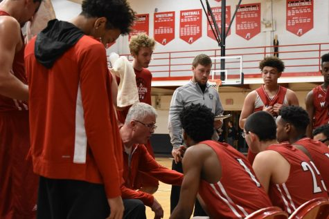 Gym teacher/boys basketball coach Mark Bigler retires after 14 years of teaching at West.