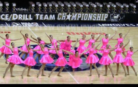 Diamond Dancers dance their way to earn three division one ratings