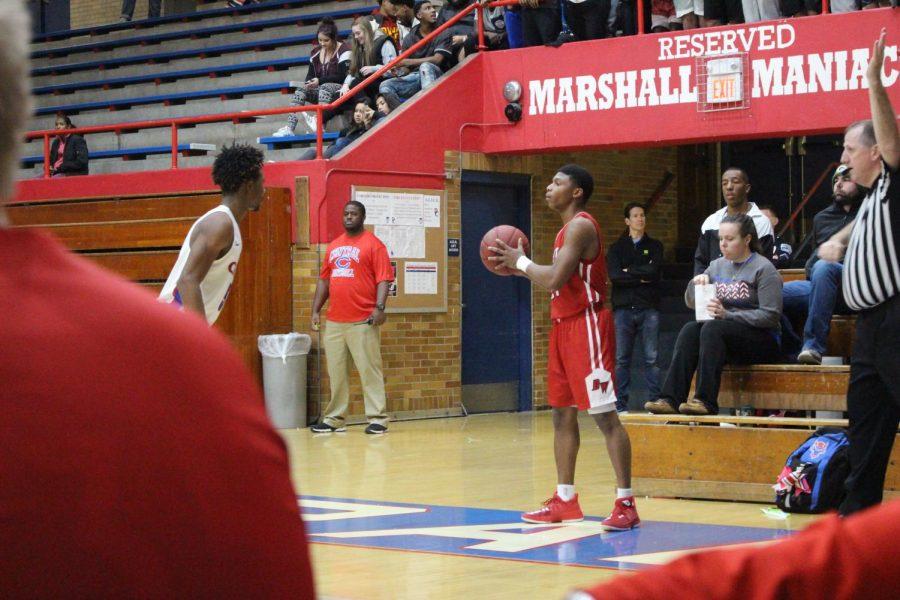 Varsity+basketball