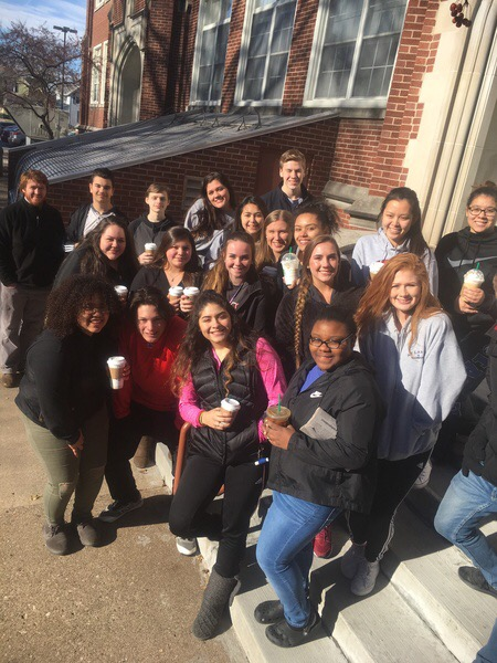 Anatomy and Physiology class take trip to cadaver lab – WHS Today