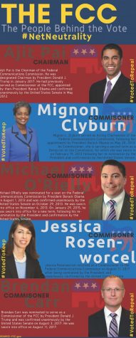 Net Neutrality, the people behind the vote play a critical role in making this a reality.
