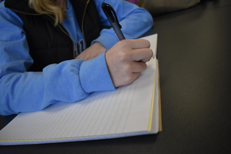 West students prepare for Iowa Assessments