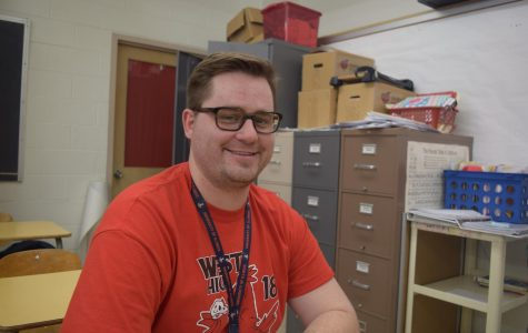 Humans of West: Nic Anderson