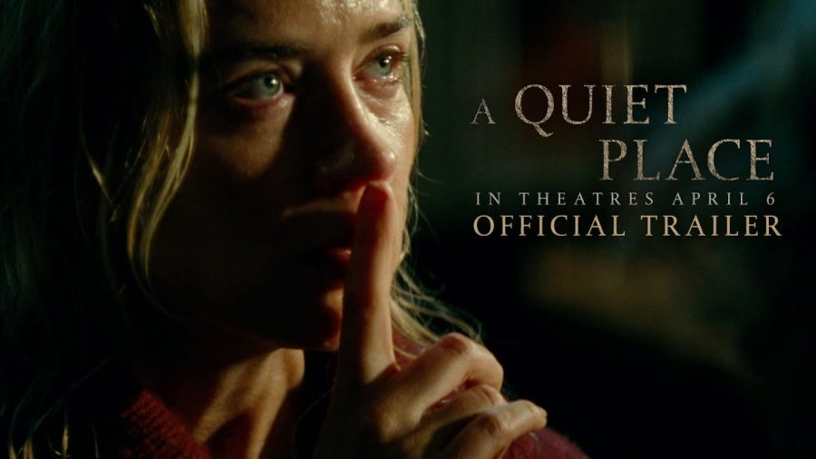 Movie+review%3A+%22A+Quiet+Place%22