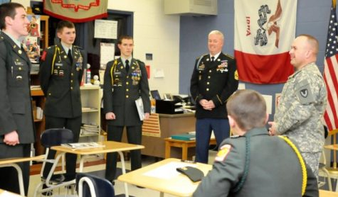 Army JROTC dedicated to making students better citizens