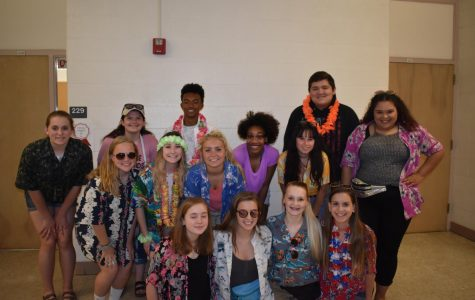 Charity Week: Vacation Day