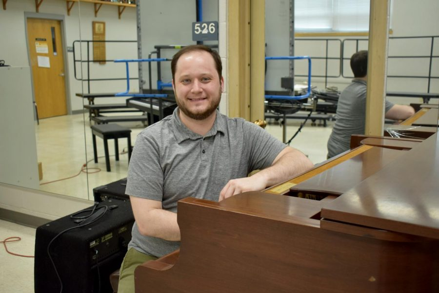Tyler Finley is moving onto a different career after teaching at West for ten years.