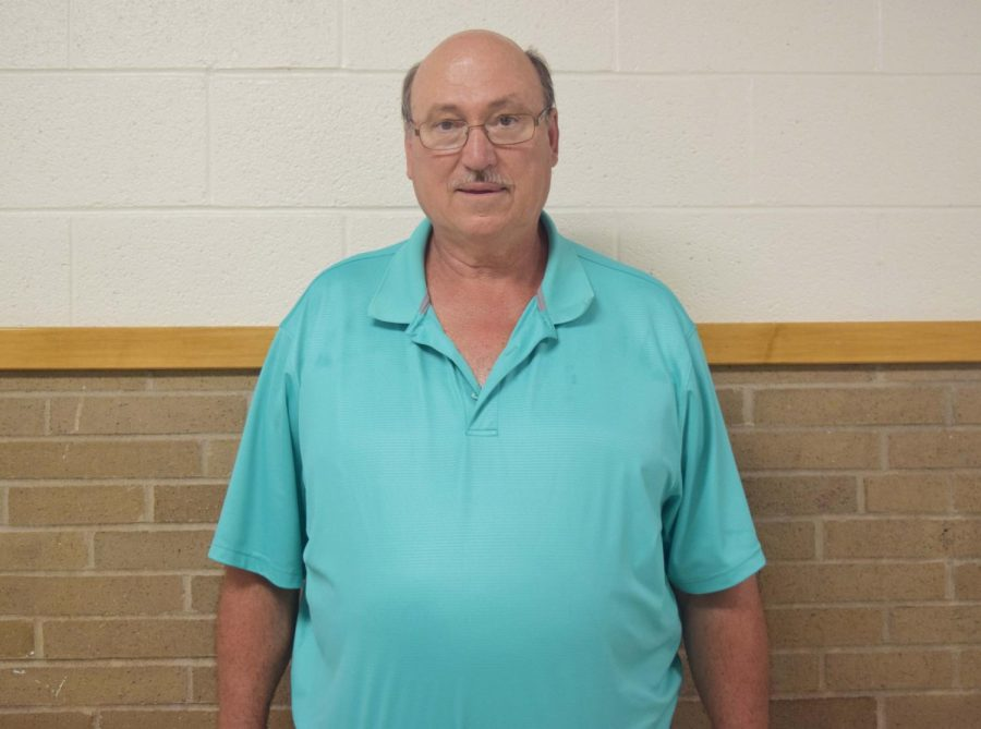 Science teacher Steve Saladino will retire after teaching at West for 38 years.