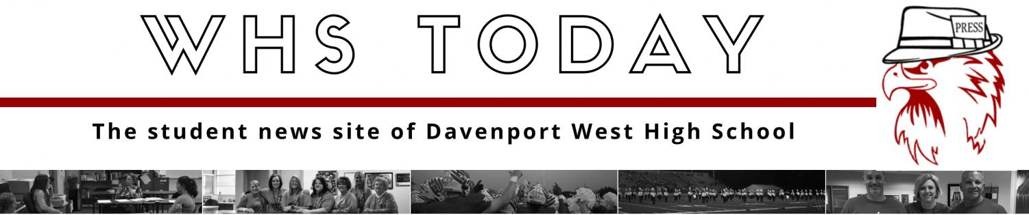 The student news site of Davenport West High School
