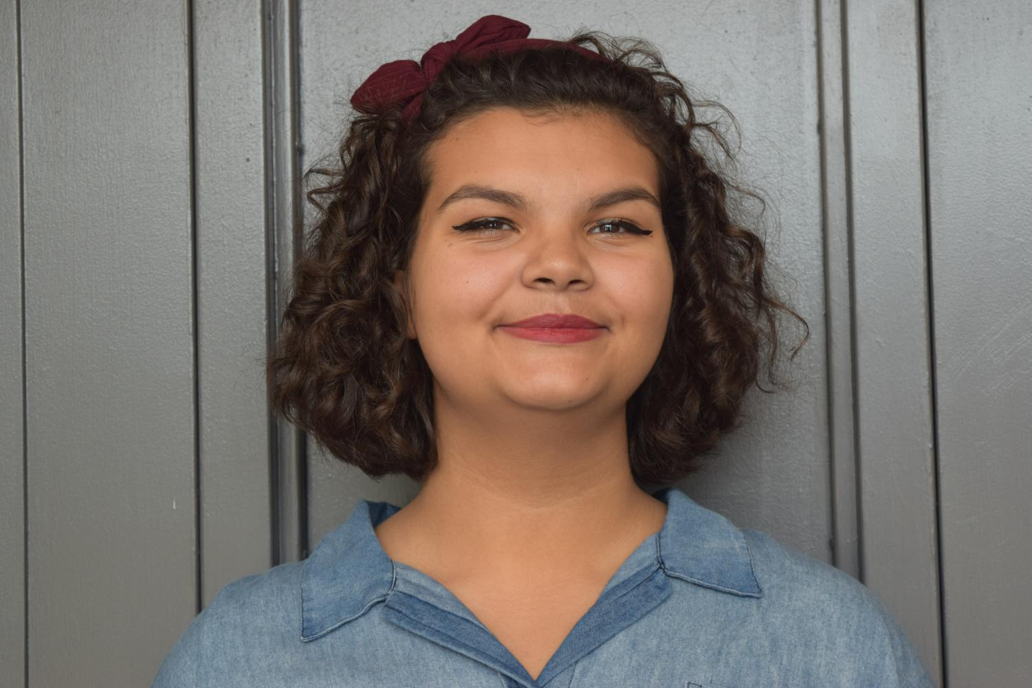 """I like that you get to learn more about different eras of history from the music you're singing and that the audience and performers can interpret in so many different ways. [Choir] provides a sense of togetherness that I really appreciate,"" senior Alexis Syverson said."