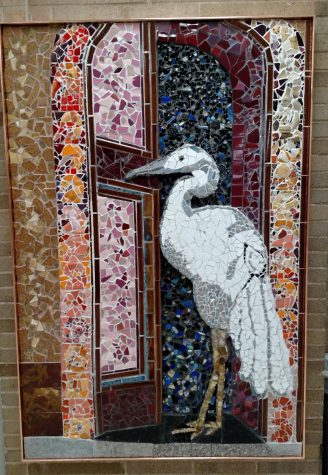 Did you know? Memorable mosaic mural