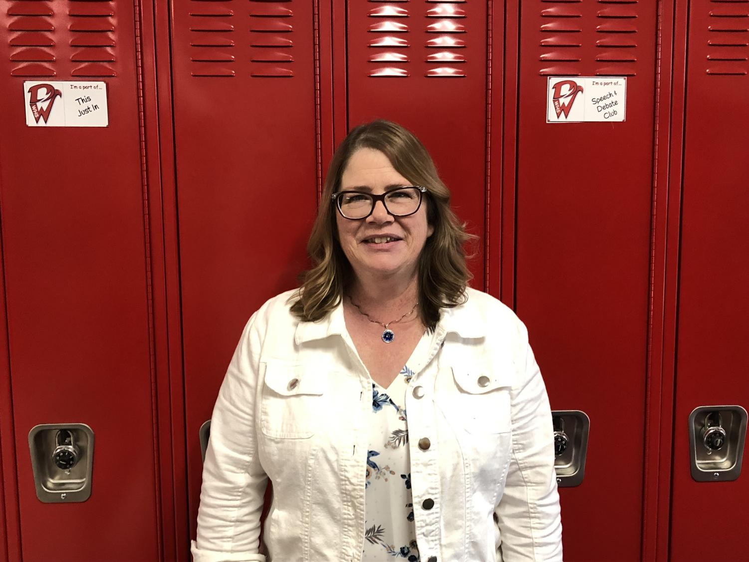 Tammy Burton is a the world language department head at West, more specifically teaching the advanced levels of Spanish, such as dual credit. She believes that reaching higher levels of language learning increases student motivation immensely.