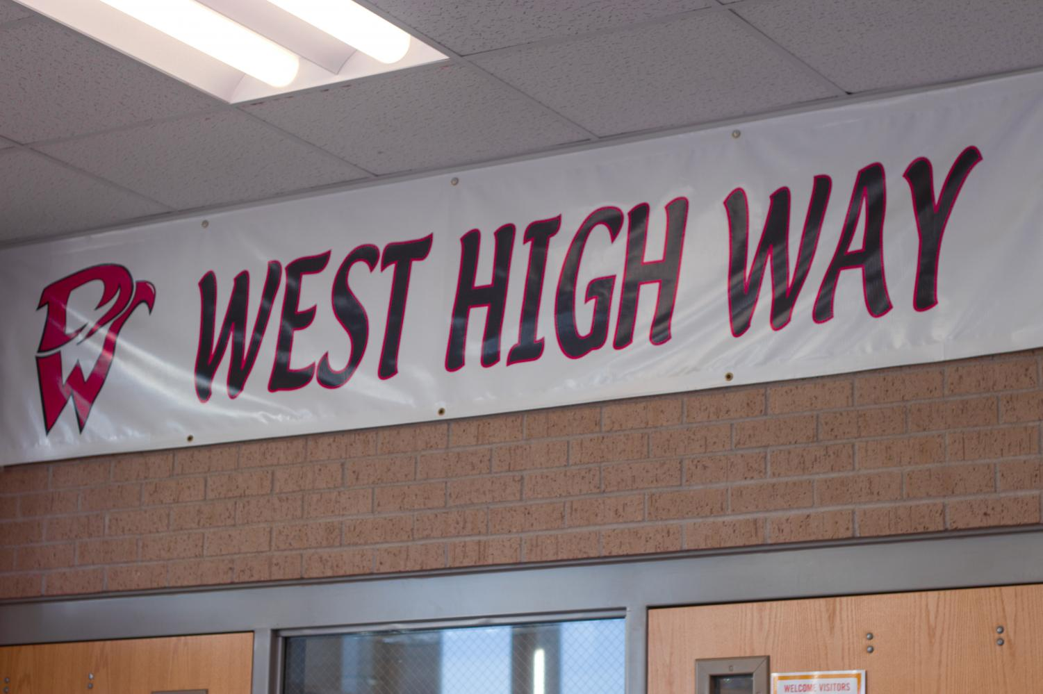 'We win, We engage, We are safe and We teach' is West High School's mantra known as the West High Way. It is a part of the Positive Behavioral Interventions and Support' (PBIS)  systems that West has adopted to help maintain expectations and behaviors.