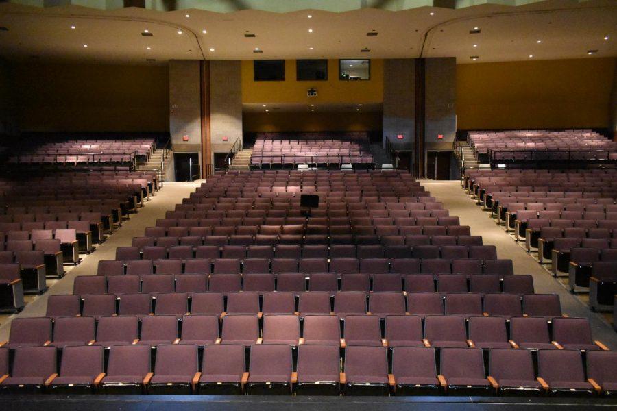 The+auditorium%2C+where+concerts+are+held%2C+empty.